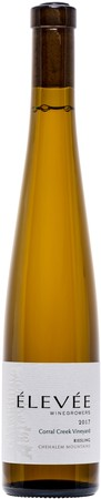 Half Bottle (375mL) - 2017 Corral Creek Vineyard Riesling